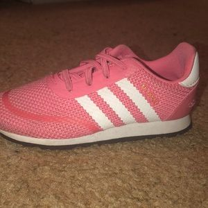 Adidas toddler girl N-5923 size 10